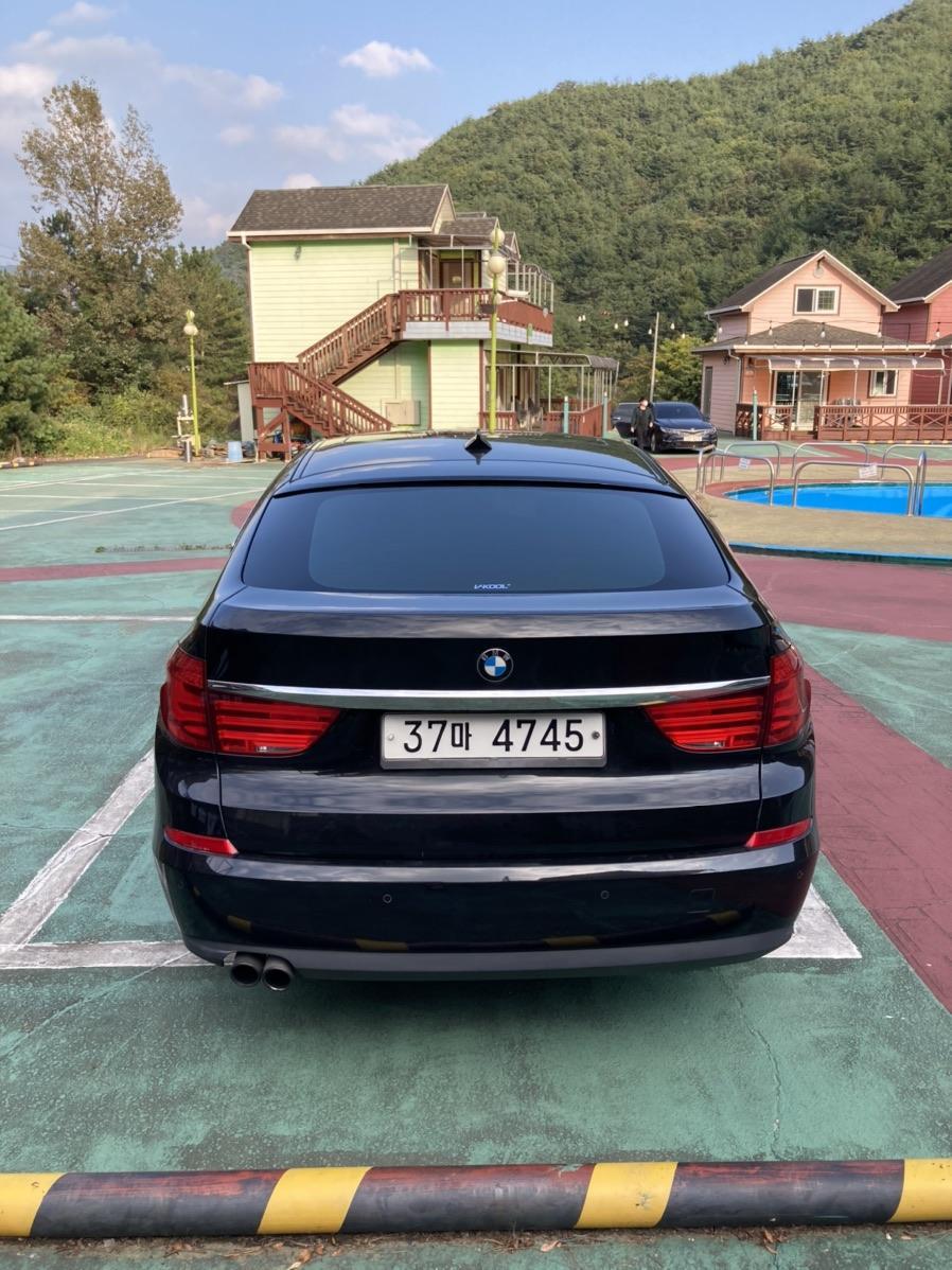 BMW5GT 30D 수리된차량 팝니다 - 3