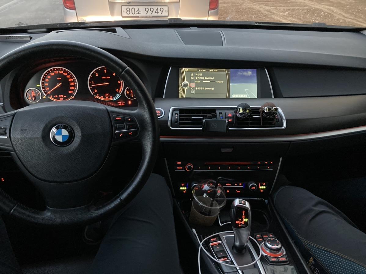 BMW5GT 30D 수리된차량 팝니다 - 6