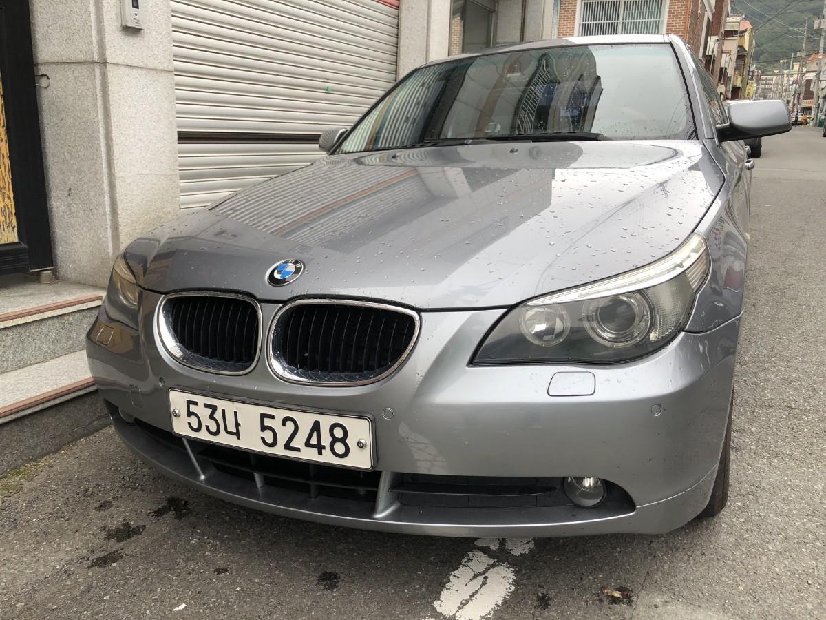BMW520I(개인) - 0