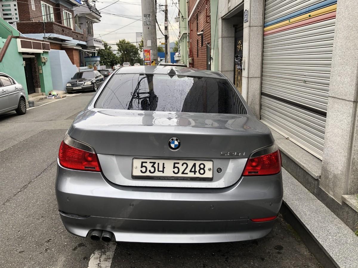 BMW520I(개인) - 1