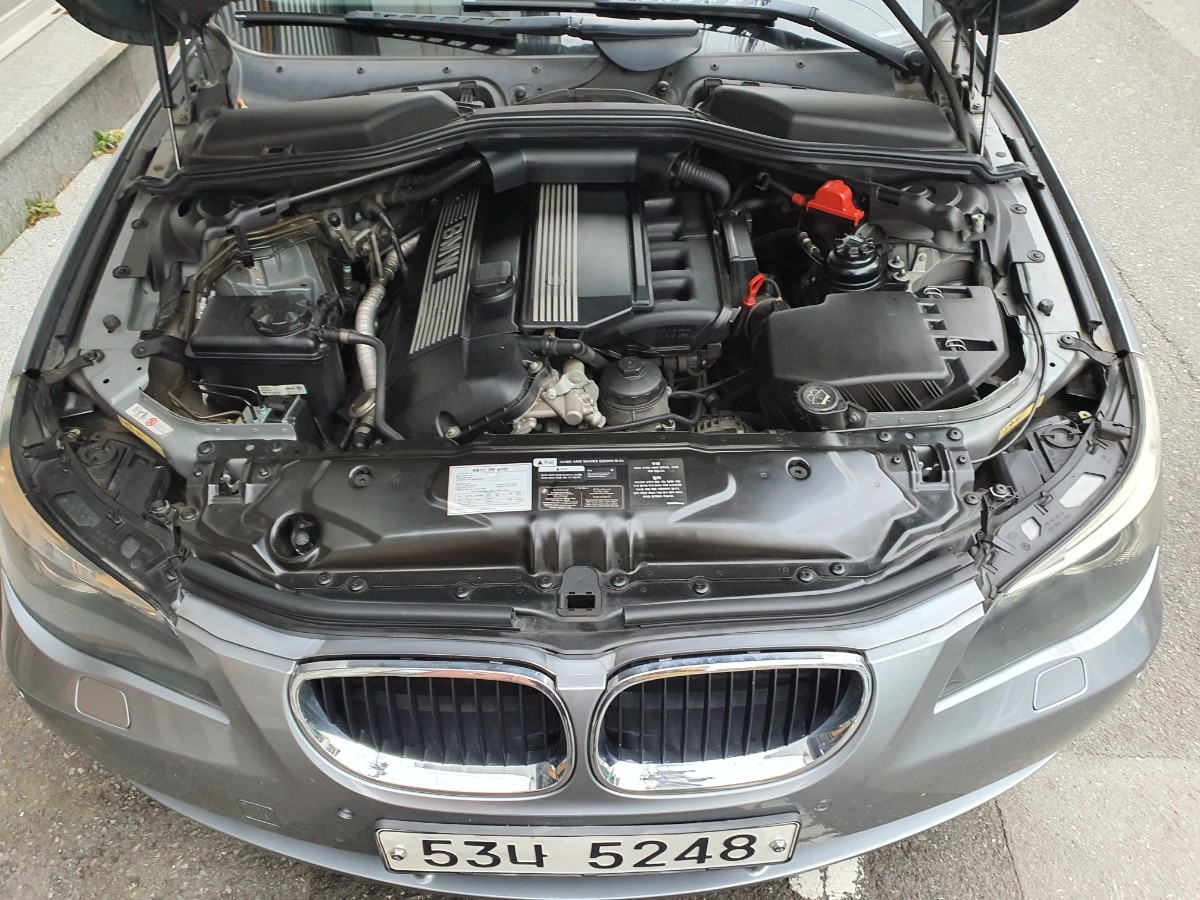BMW520I(개인) - 2