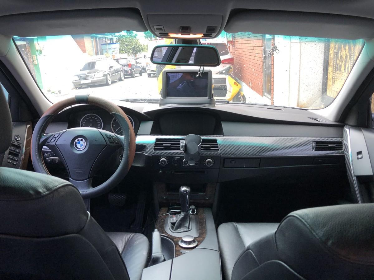 BMW520I(개인) - 5