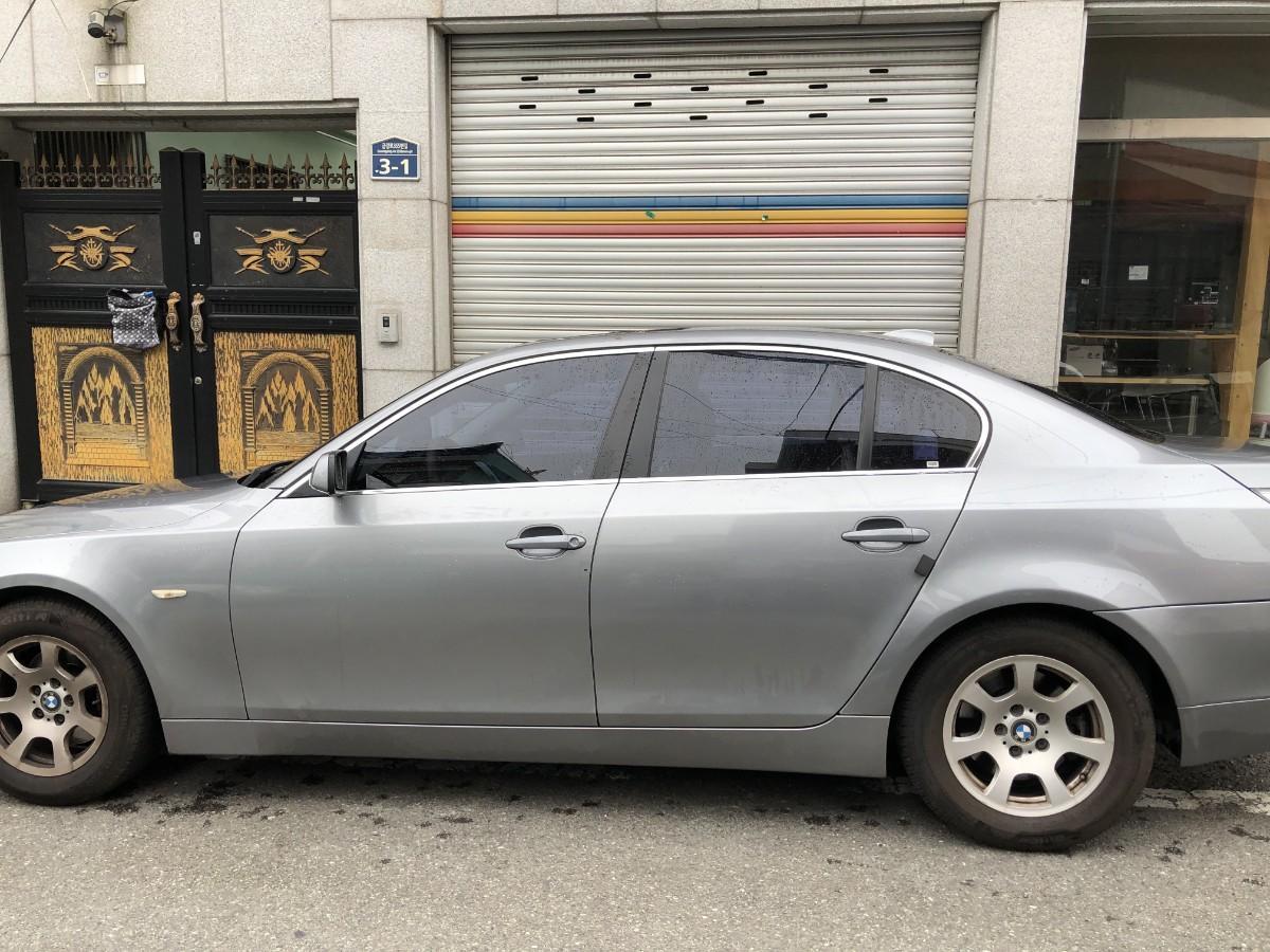 BMW520I(개인) - 7
