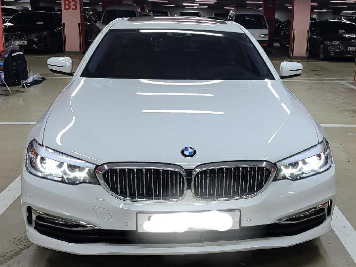 중고차장기렌터카 BMW 520i 럭셔리 월 932,000원 - 0