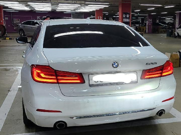 중고차장기렌터카 BMW 520i 럭셔리 월 932,000원 - 2