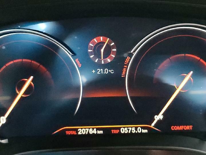 중고차장기렌터카 BMW 520i 럭셔리 월 932,000원 - 3