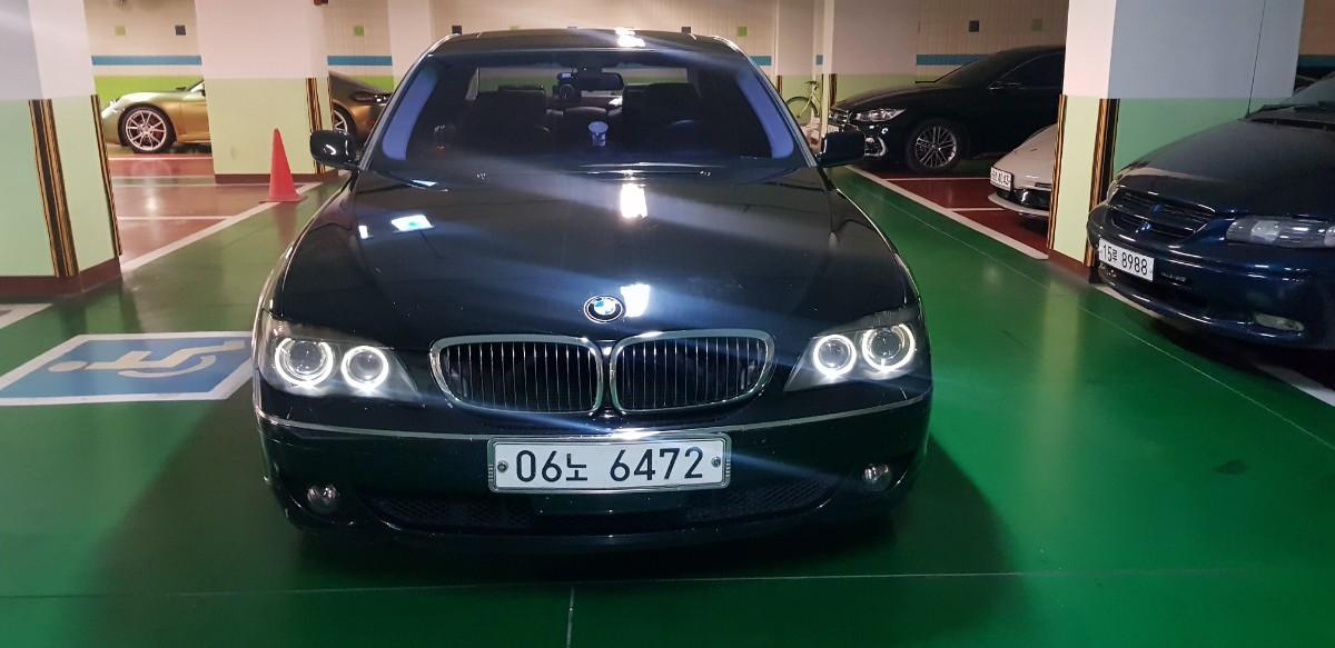 BMW E65 730LI - 0