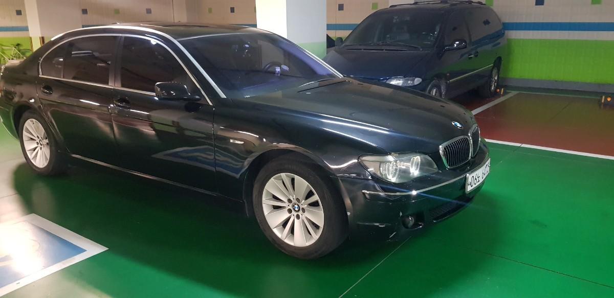 BMW E65 730LI - 1