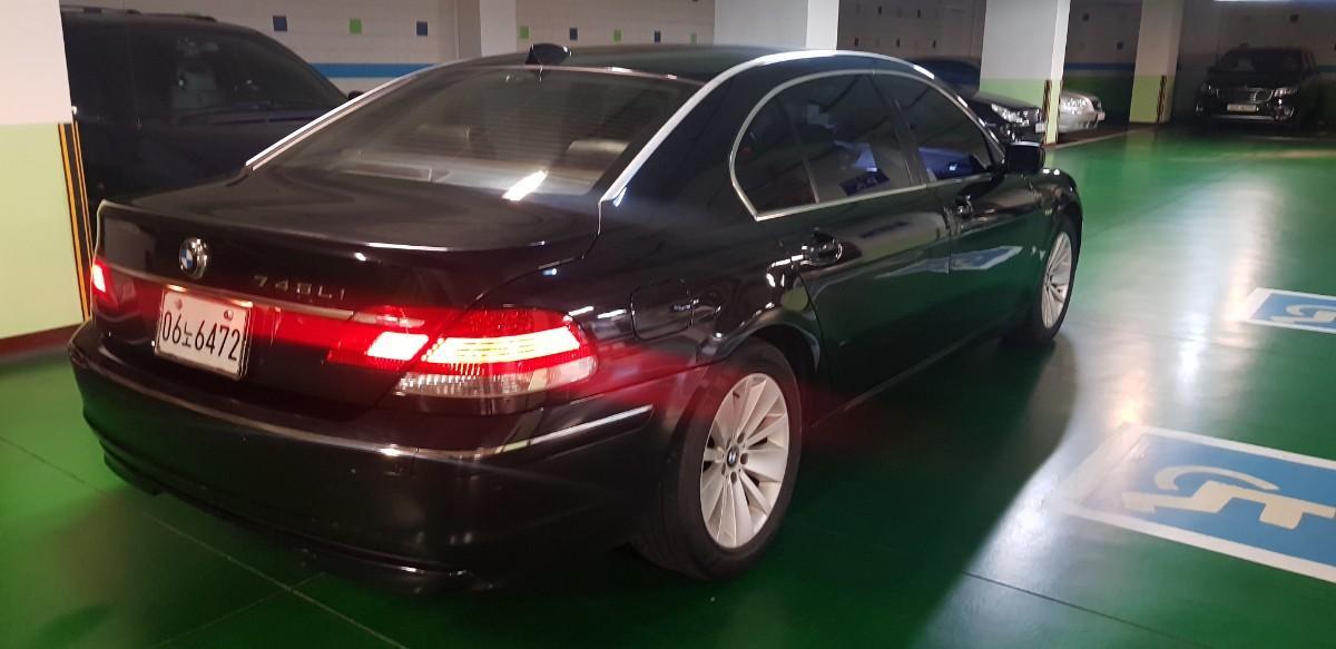 BMW E65 730LI - 2
