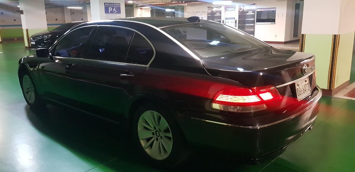 BMW E65 730LI - 3