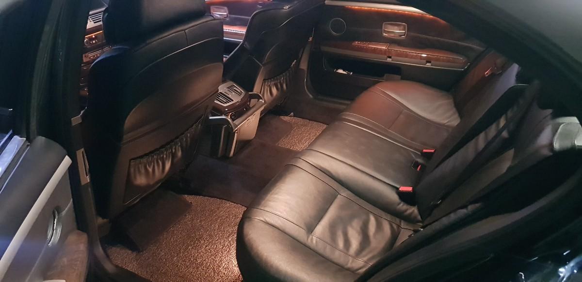 BMW E65 730LI - 5