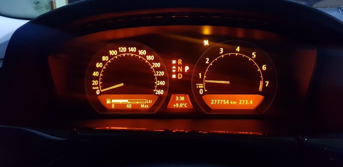 BMW E65 730LI - 7