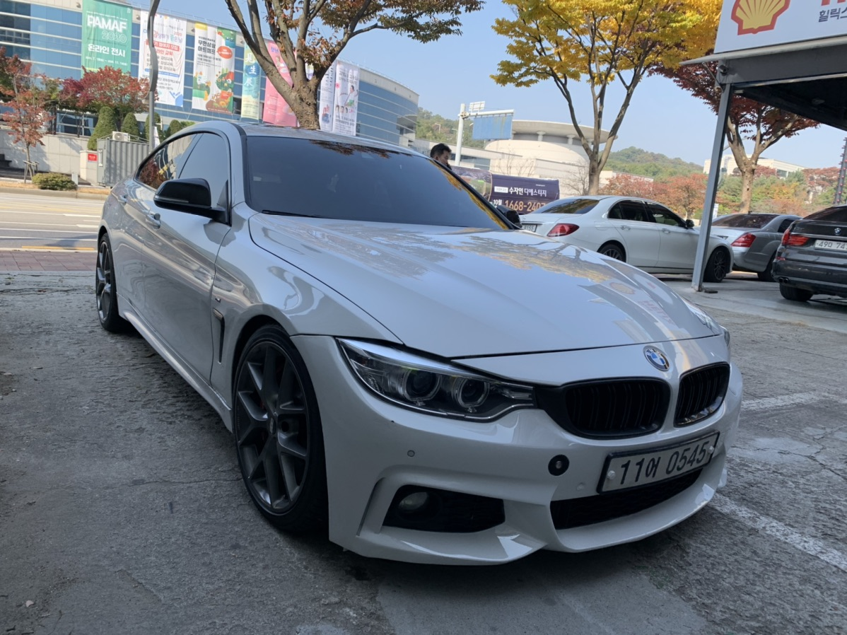 BMW 420D 그란쿠페 - 0
