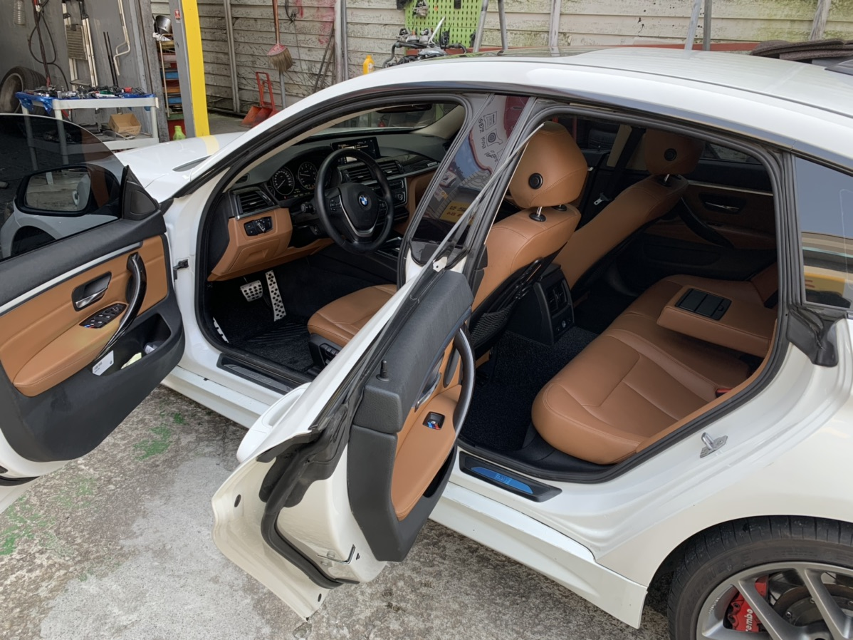 BMW 420D 그란쿠페 - 2