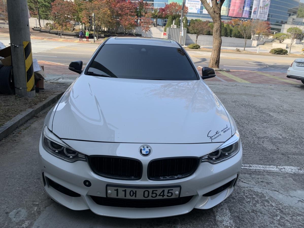 BMW 420D 그란쿠페 - 7