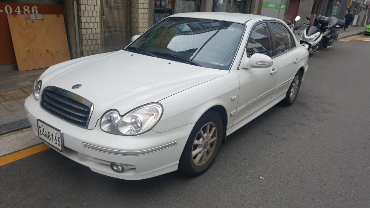 뉴EF 2002년식 - 4