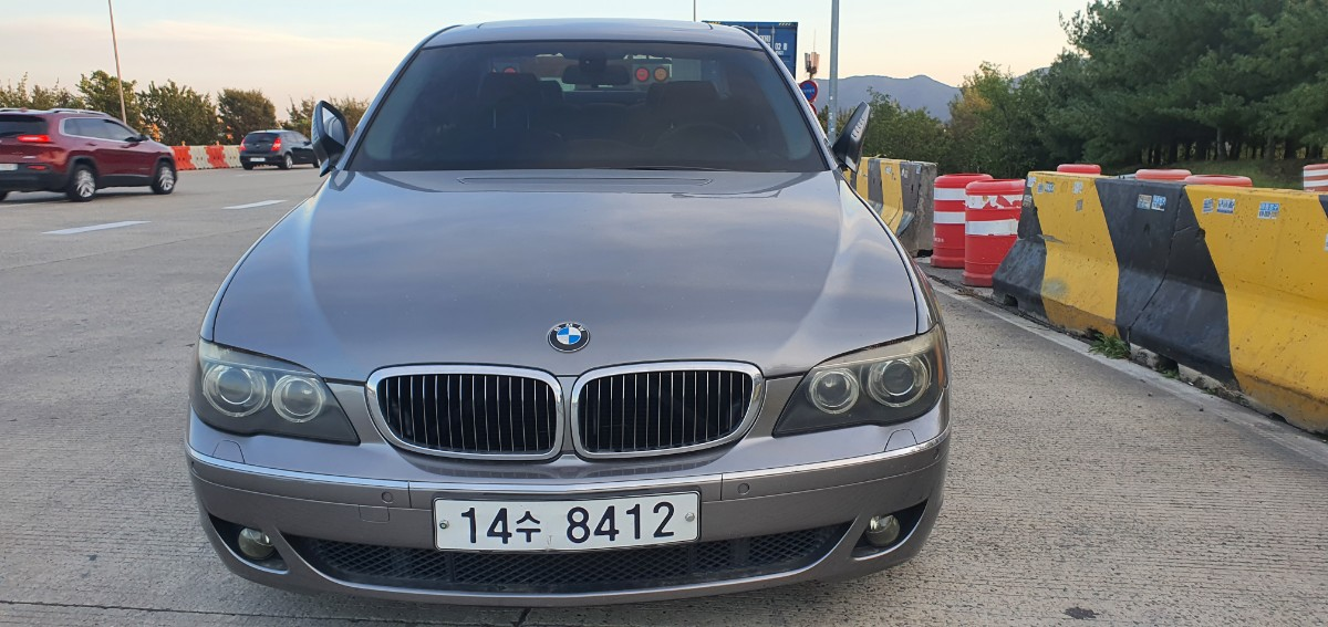 BMW 750i  2007년 750만원 13만km - 0