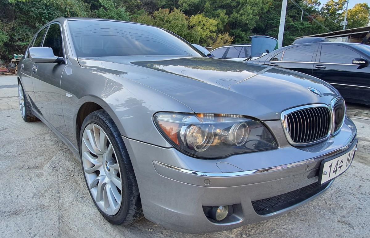 BMW 750i  2007년 750만원 13만km - 2