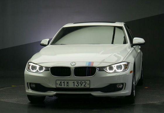 BMW 320D - 0