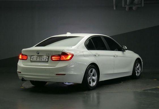 BMW 320D - 1