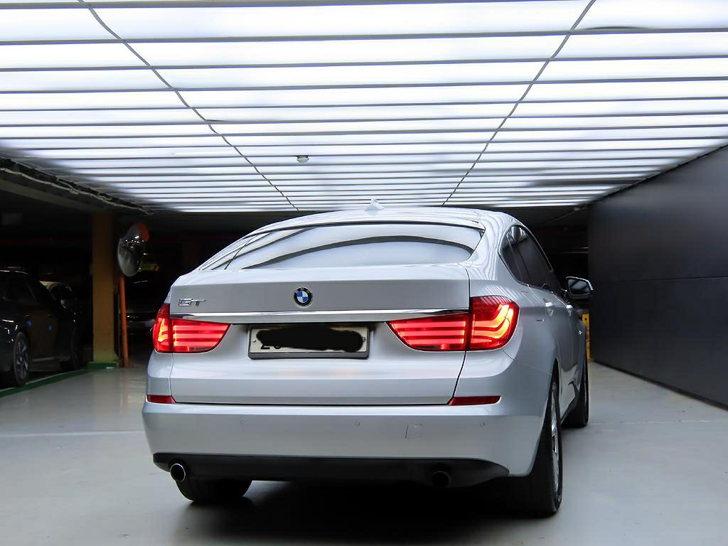 BMW 535i GT X-Drive - 4
