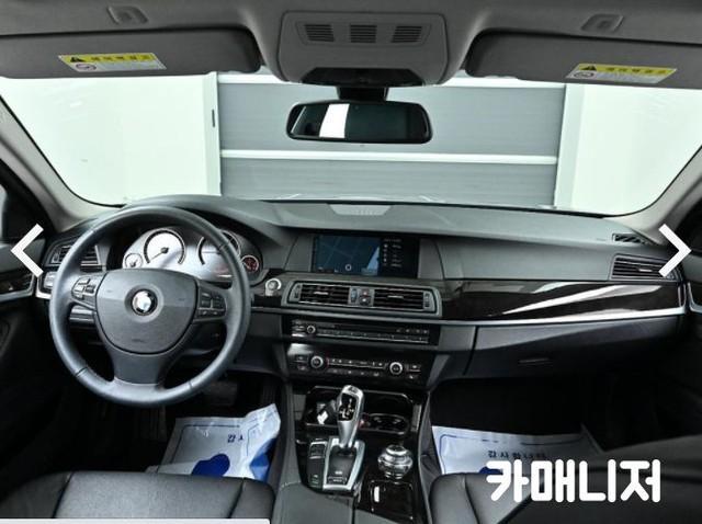 BMW 뉴 5시리즈 520D 세단 - 4