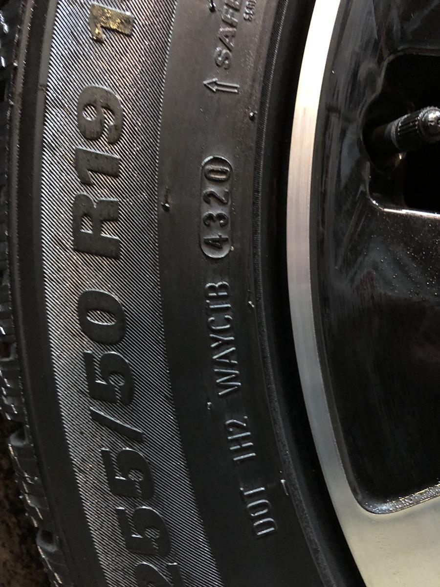 GLE 19인치 휠셋 및 윈터 타이어 - 3