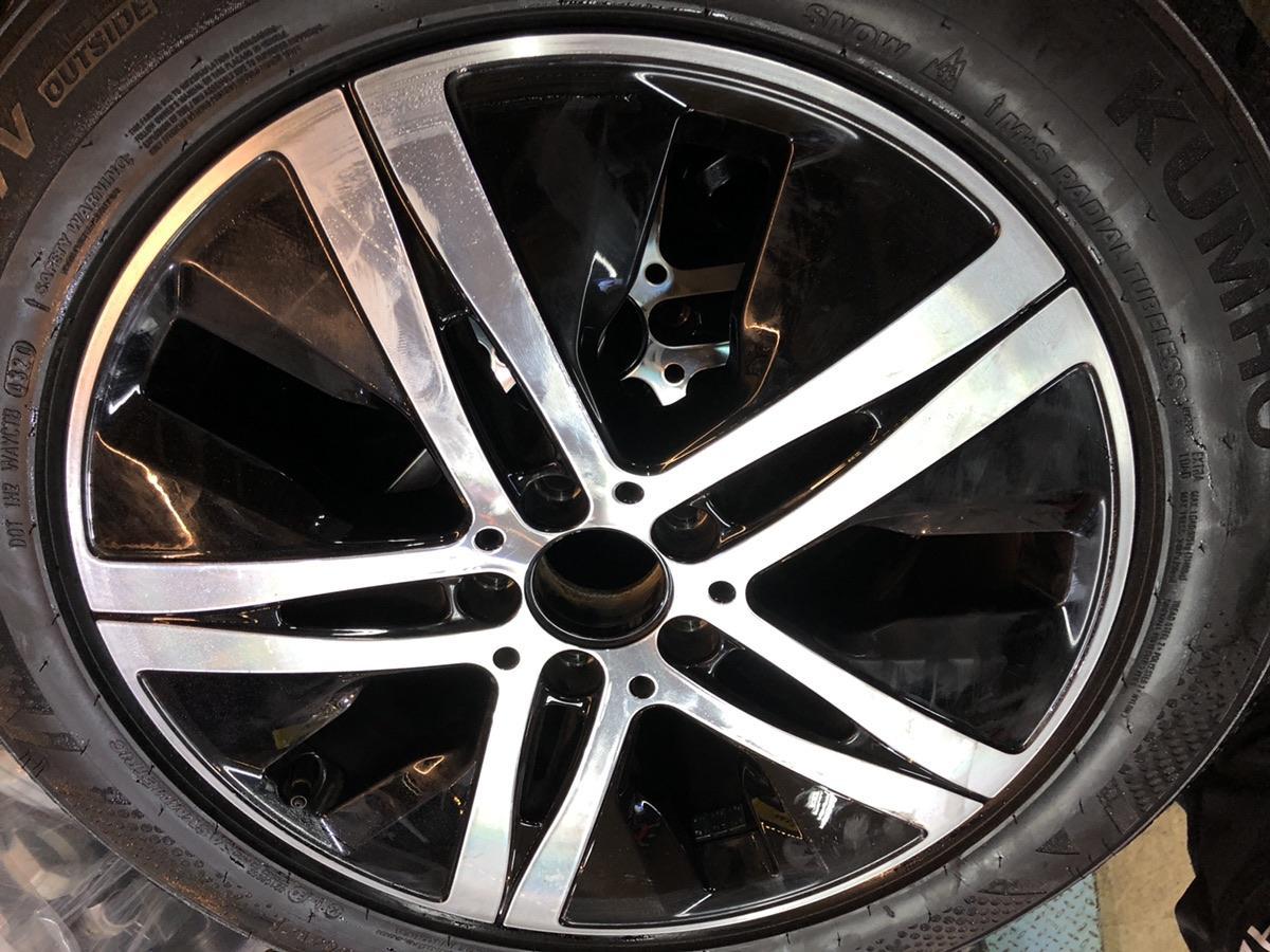 GLE 19인치 휠셋 및 윈터 타이어 - 4