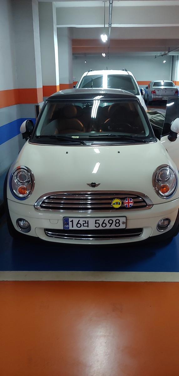 mini 쿠퍼 2010년형 10만키로 기본형 2세대 - 1