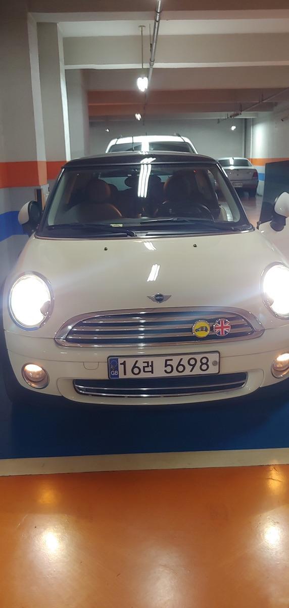 mini 쿠퍼 2010년형 10만키로 기본형 2세대 - 2