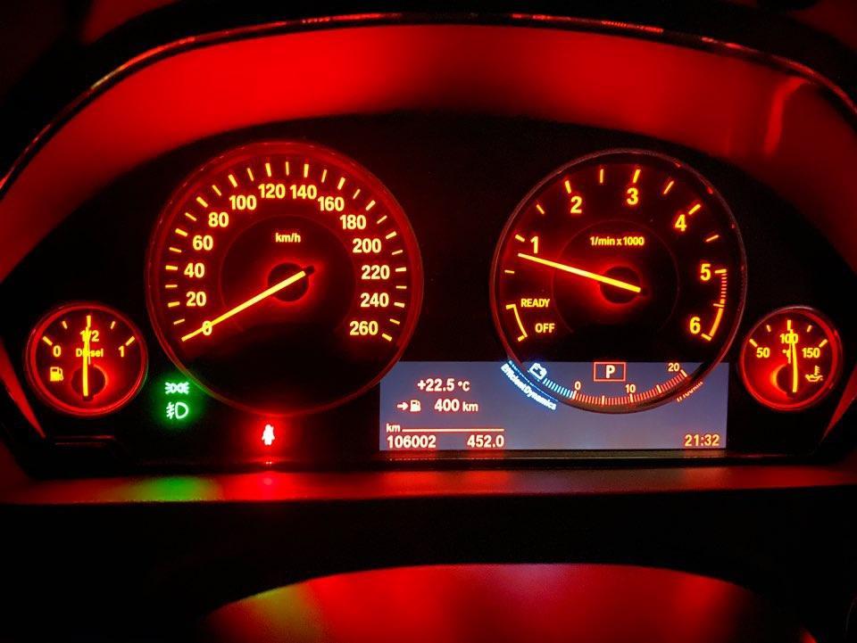 BMW320d - 5