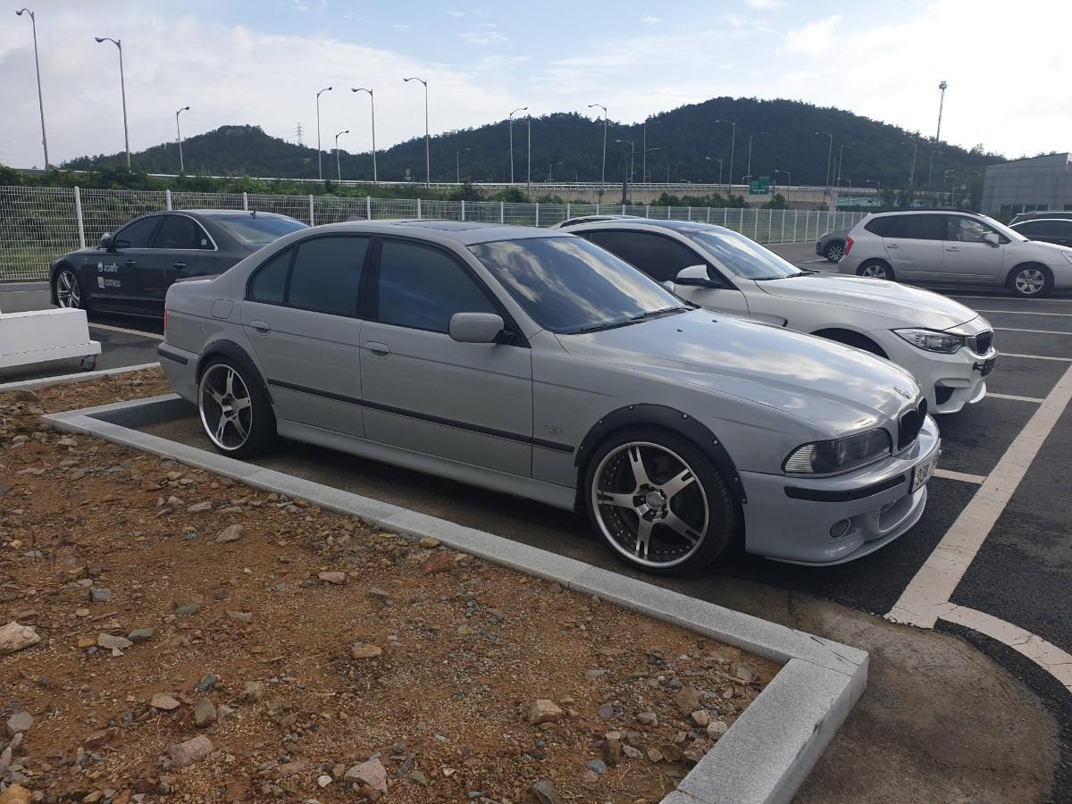 BMW E39 530i 03년식 - 0