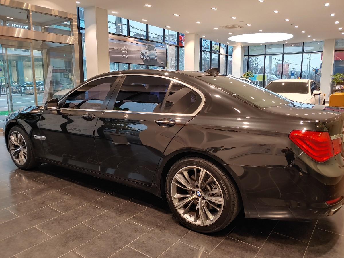 BMW740i - 3