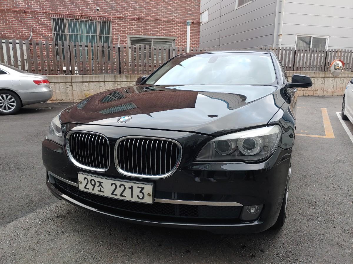 BMW740i - 6