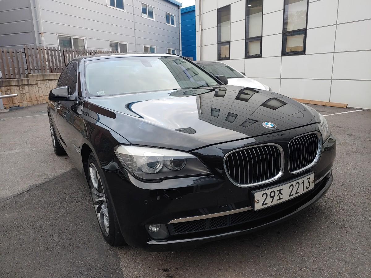 BMW740i - 8