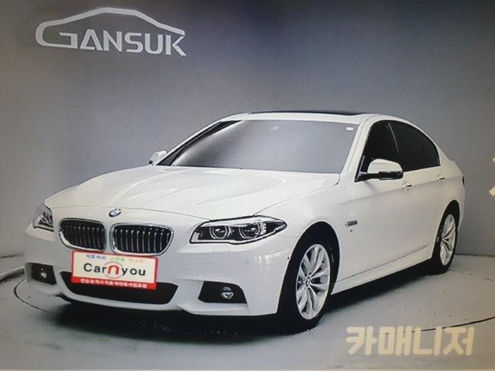 BMW520d Xdrive 1인차량 - 0