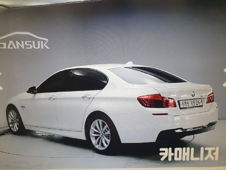 BMW520d Xdrive 1인차량 - 1