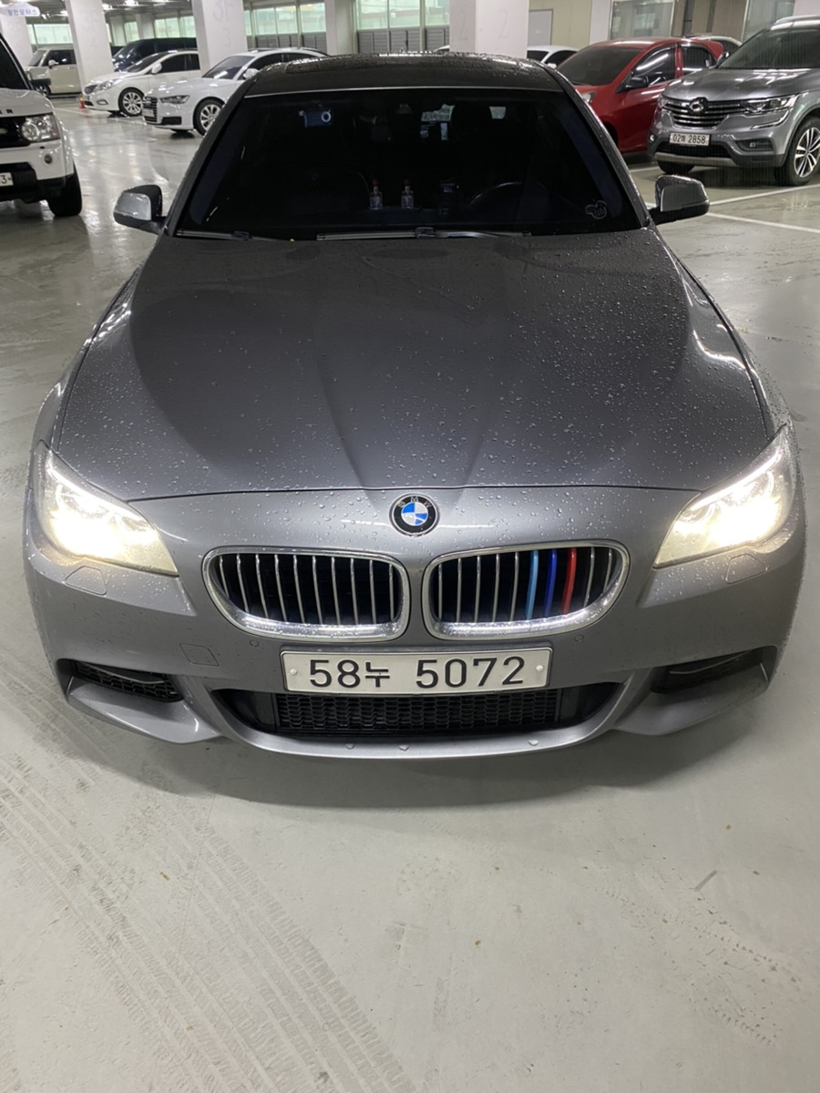 BMW 520d x드라이브 - 0