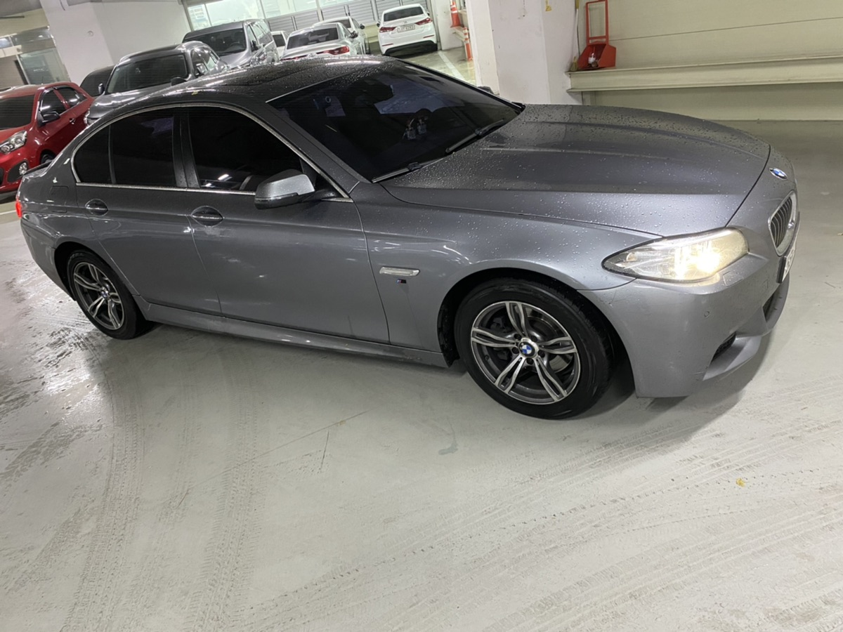 BMW 520d x드라이브 - 1