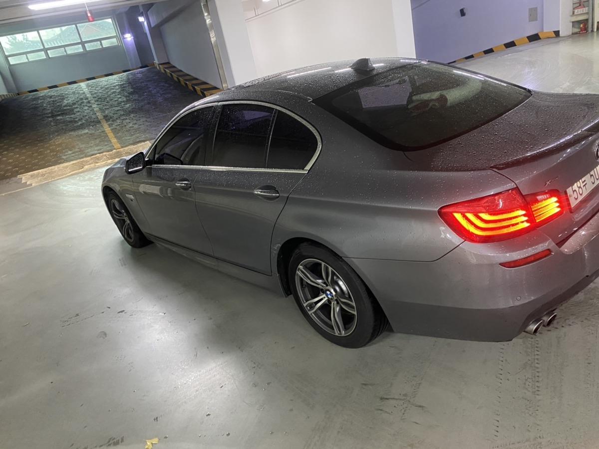 BMW 520d x드라이브 - 2
