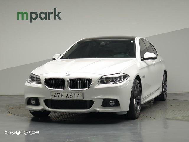 BMW520d 중고차[브라덜카] - 0