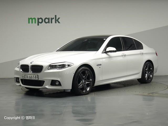BMW520d 중고차[브라덜카] - 1