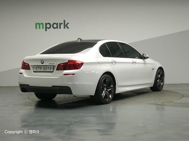 BMW520d 중고차[브라덜카] - 3