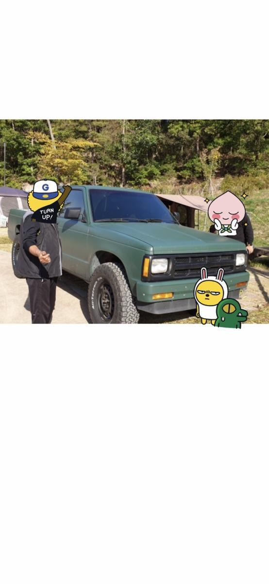 쉐보레s10 픽업트럭 - 3