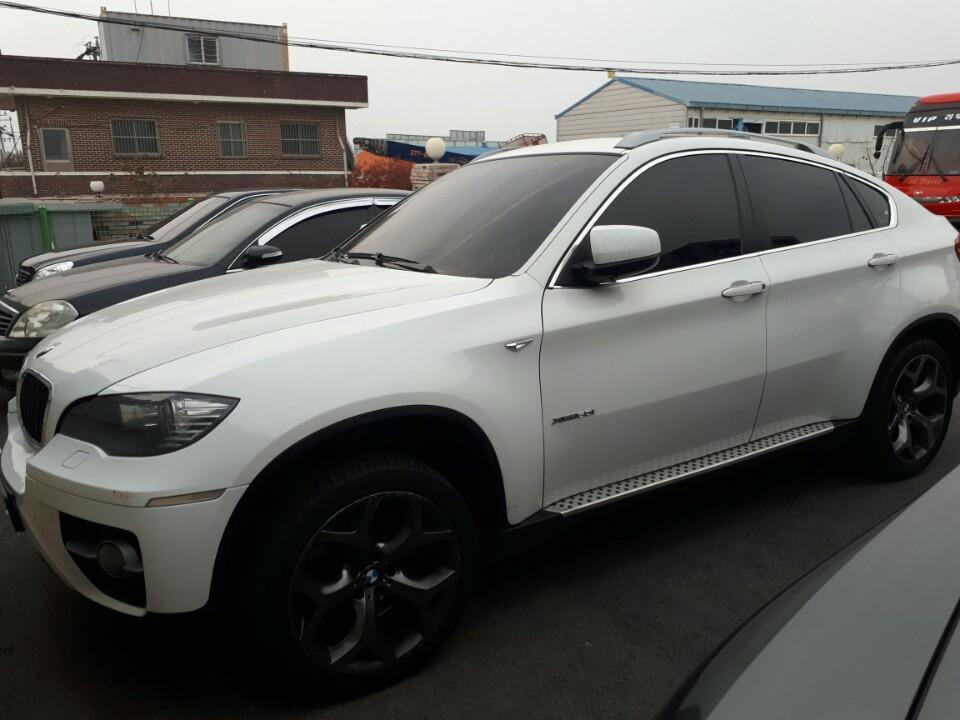 BMW X6부속차 팝니다 - 1