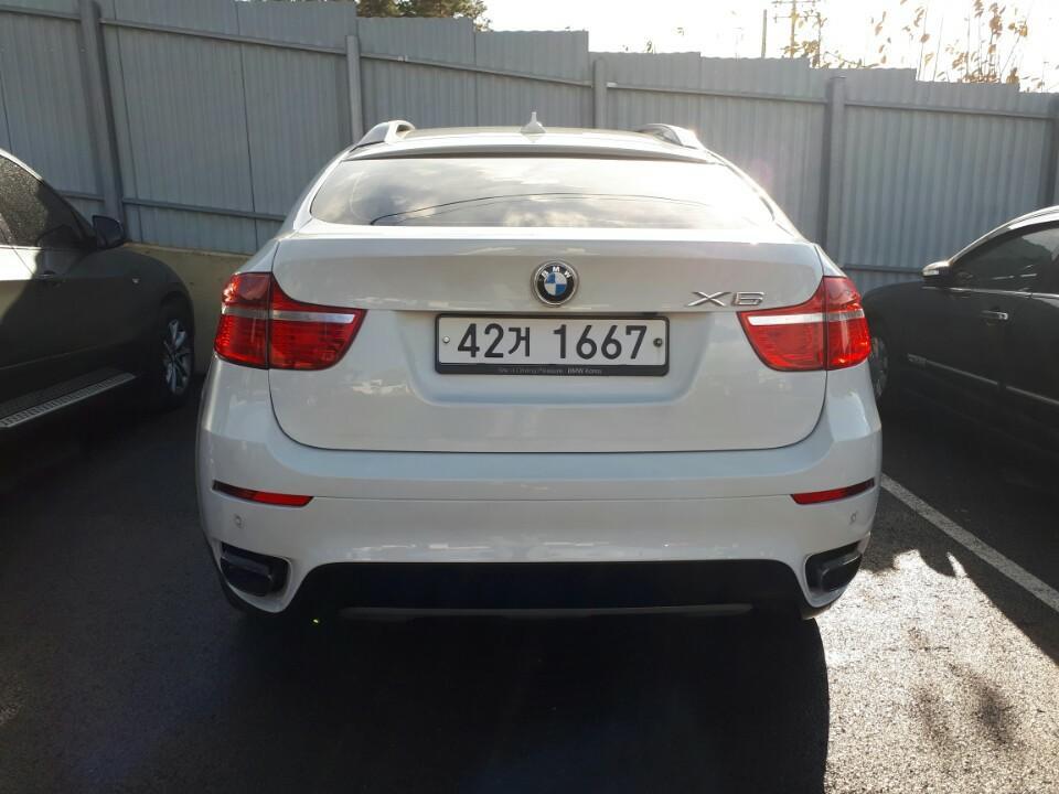 BMW X6부속차 팝니다 - 3