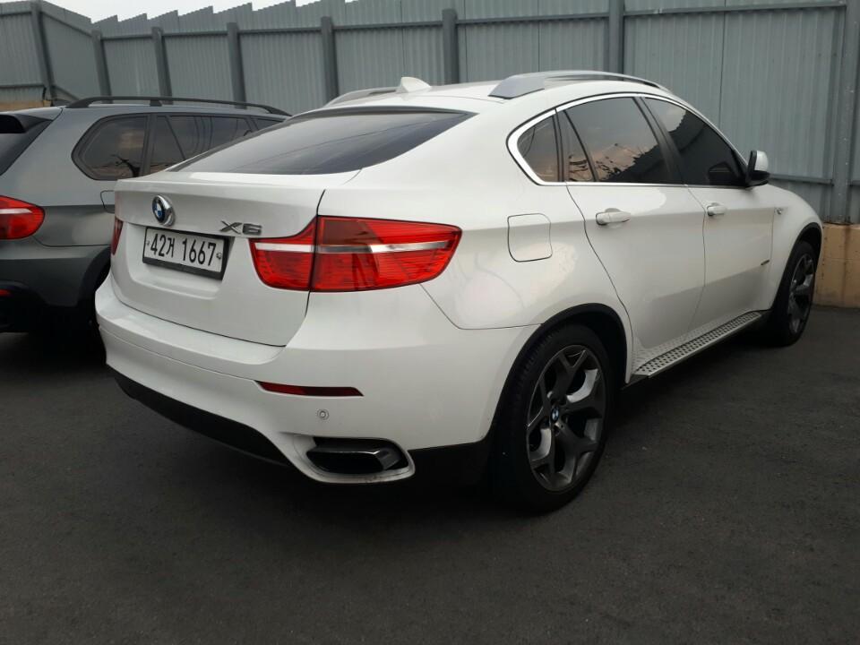 BMW X6부속차 팝니다 - 4