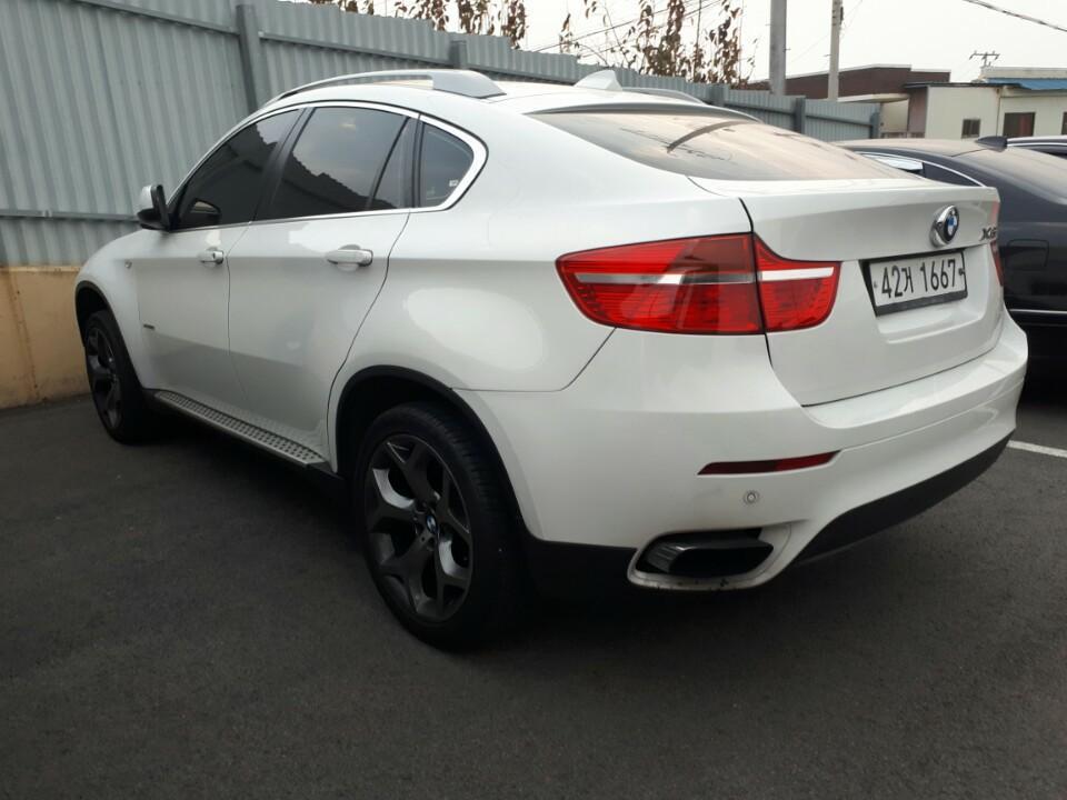 BMW X6부속차 팝니다 - 5