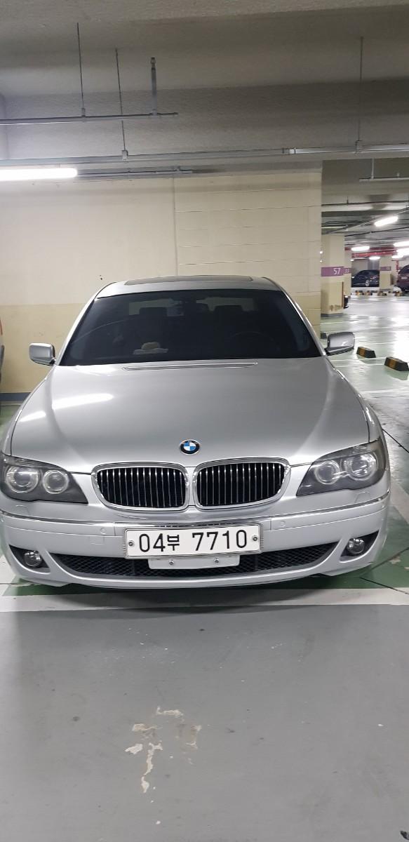 BMW730LI 2006년식19만킬로 천안IC주변 - 0