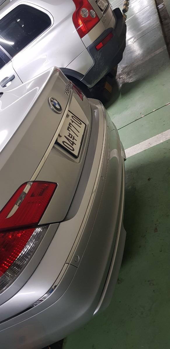 BMW730LI 2006년식19만킬로 천안IC주변 - 7
